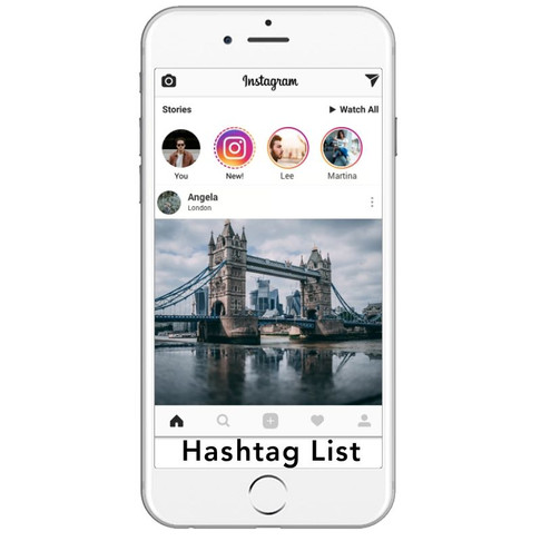 117 Popular Instagram Hashtags For Entrepreneurs