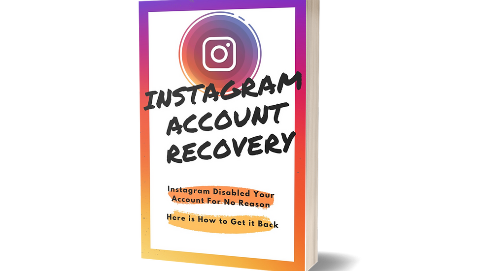 Instagram Account Recovery Guide