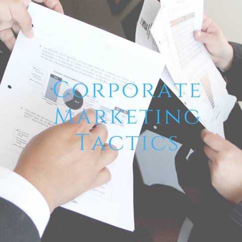 Effective Corporate Marketing Tactics