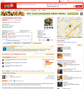 Using Yelp for free business advertising