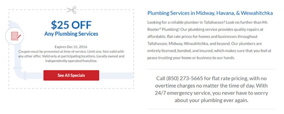fast plumbing leads