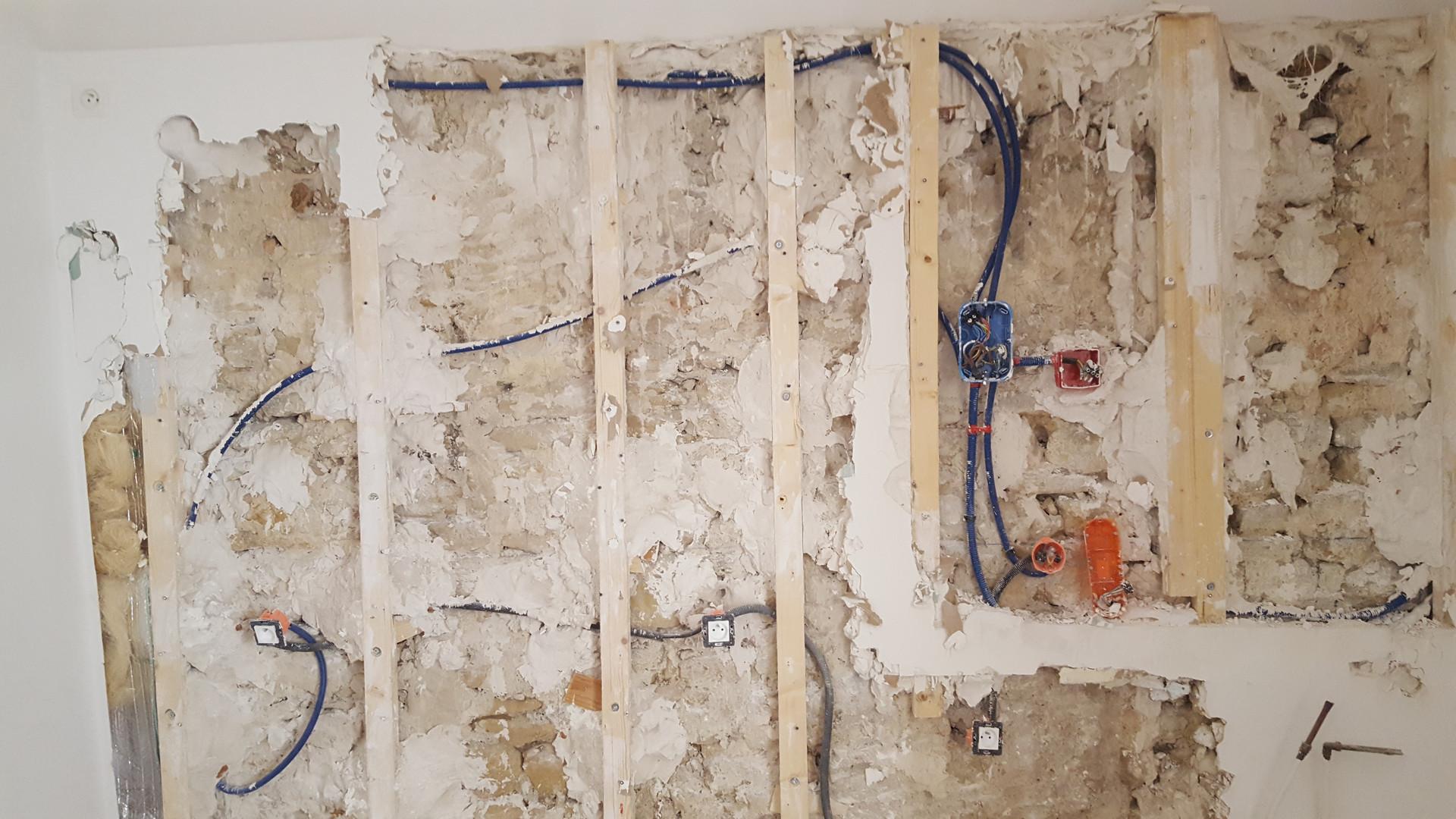 Appartement réalisé par B.P.Bat