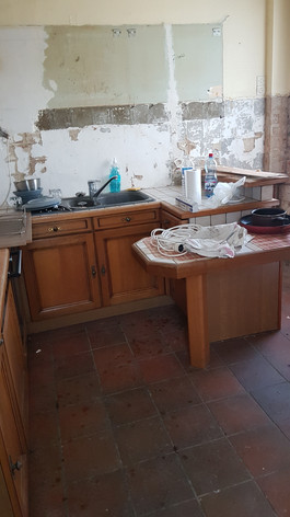 Rénovation de cuisine - B.P.Bat