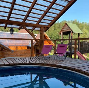 basen - do dyspozycji w okresie letnim
