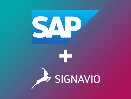 SAP to acquire Signavio