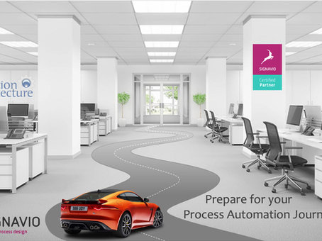Prepare for your Process Automation Journey