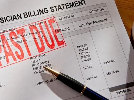 Can you eliminate medical bills or medical debt in bankruptcy?