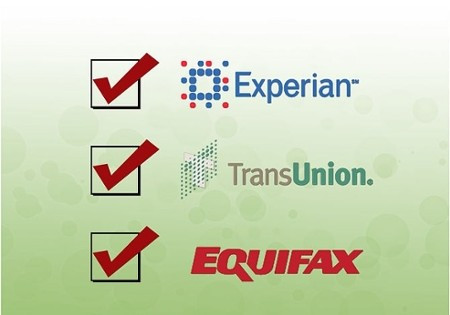 What will my credit report read after filing bankruptcy in Houston?
