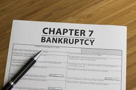 Is my property safe if I file a case under Chapter 7 of the Bankruptcy Code?