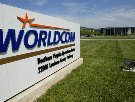 WorldCom files the largest bankruptcy in US history