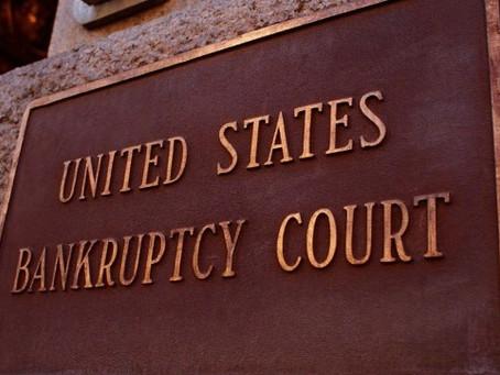 U.S. Bankruptcy Tracker: Filings Cut in Half Since Covid Wave