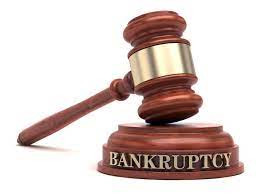 Time line of bankruptcy laws in the US