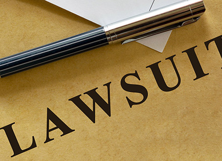 Bankruptcy stops lawsuits