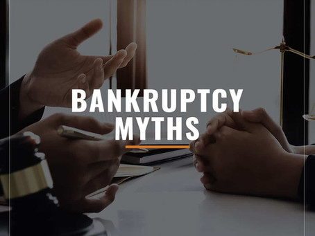 More Bankruptcy Myths