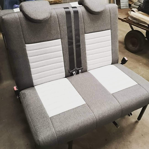 M1 tested rock and roll bed - Quilted Cloth