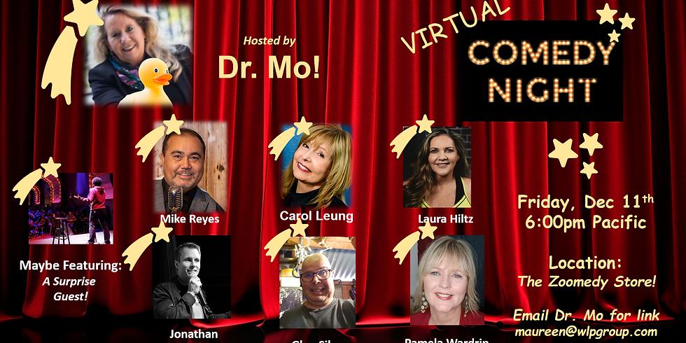 Dr. Mo's Comedy Show