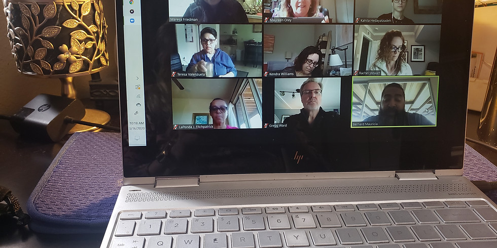 Pivoting Learning - Be More Than a Talking Head on Zoom
