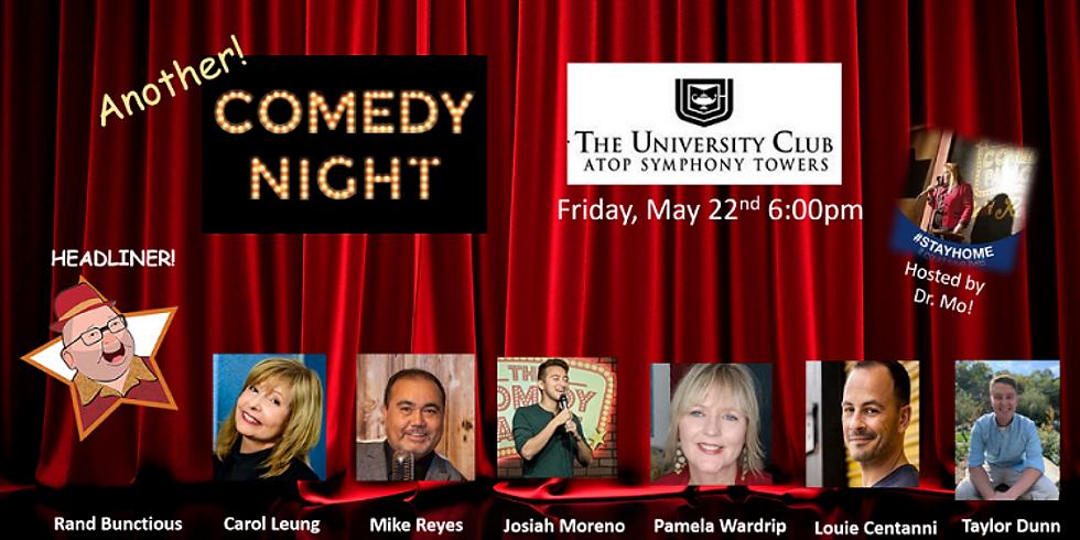 Comedy Night! Local Comics & Rising Stars