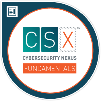 ISACA Cybersecurity Fundamentals