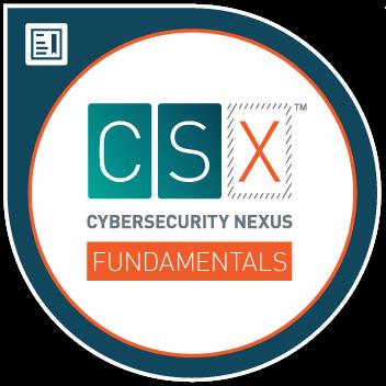 ISACA Cybersecurity Fundamentals