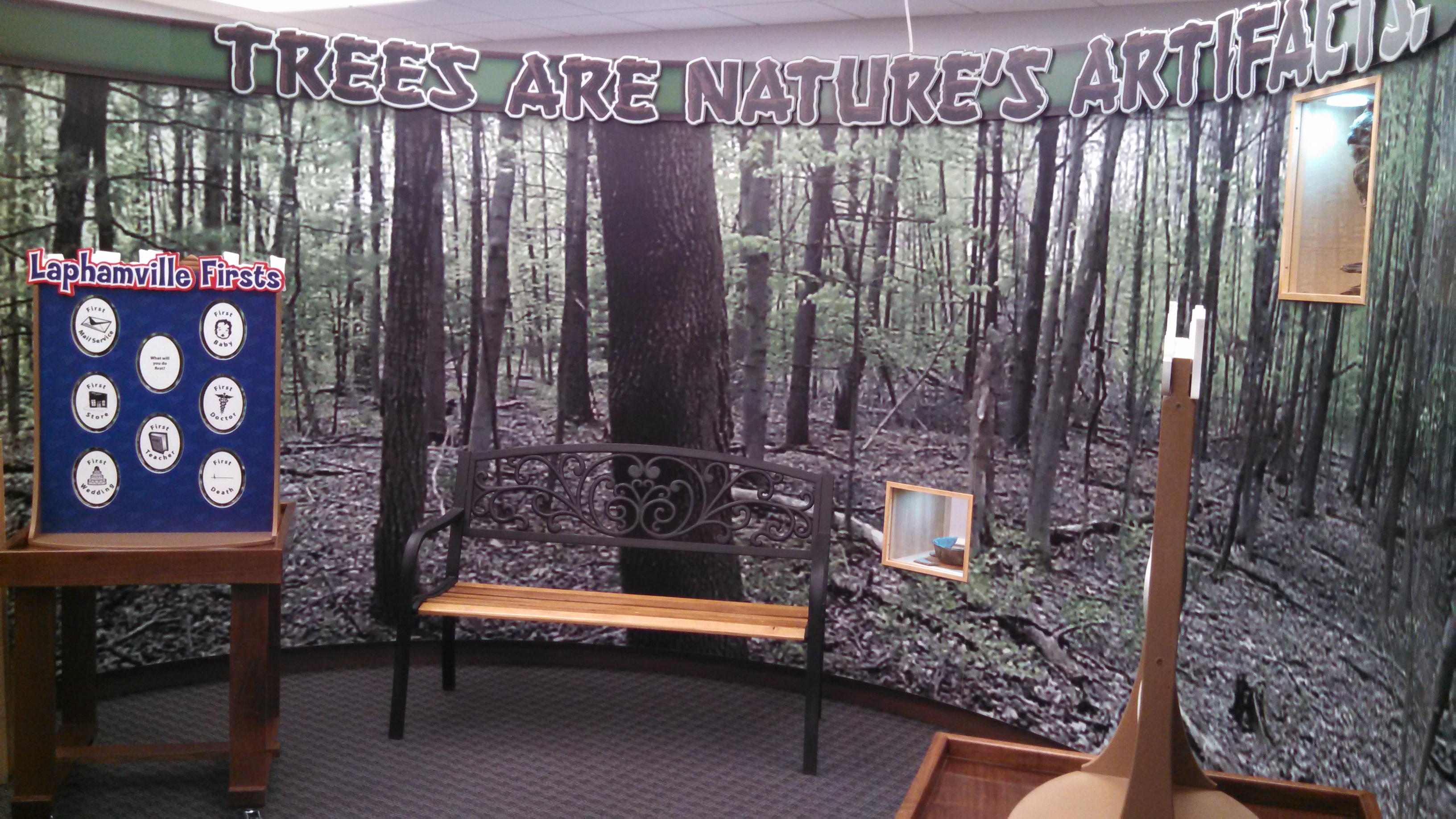 """The North Room """"Forest"""""""