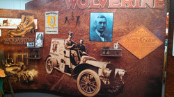 Wolverine World Wide exhibit