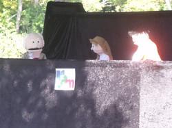RAM Puppet Team performs