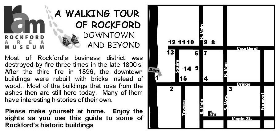 Take a tour of downtown