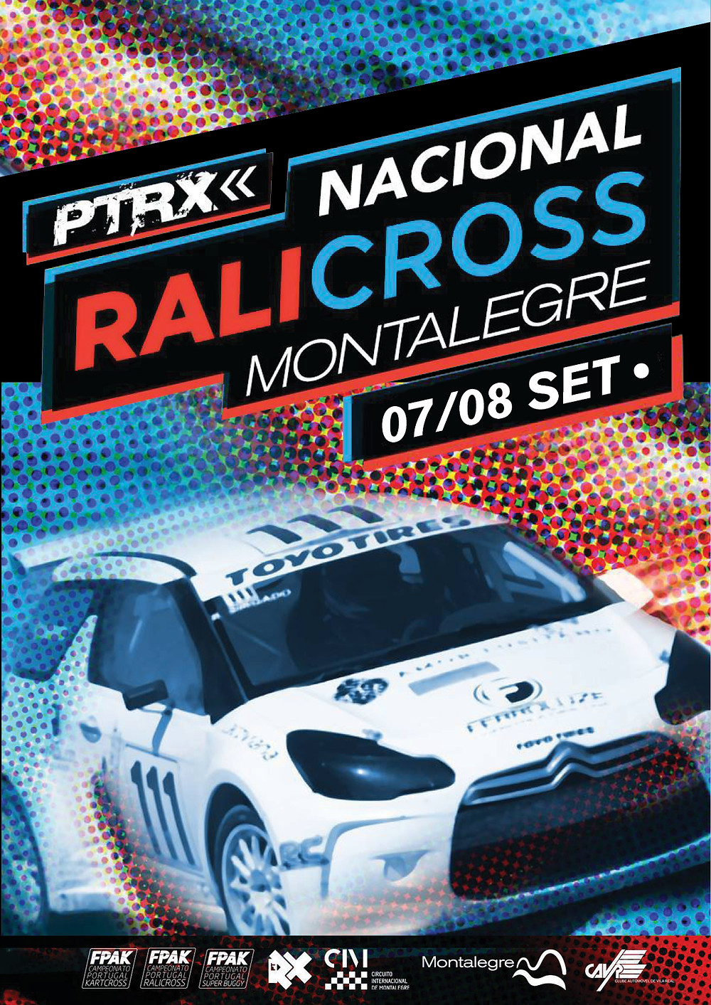 Cartaz Ralicross Montalegre| Peneda Gerês TV