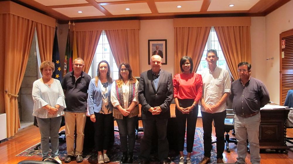 protocolo com associações culturais e estudantis, Ponte de Lima  Peneda Gerês TV