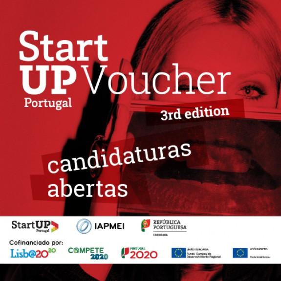 StartUP Voucher IAPMEI| Peneda Gerês TV