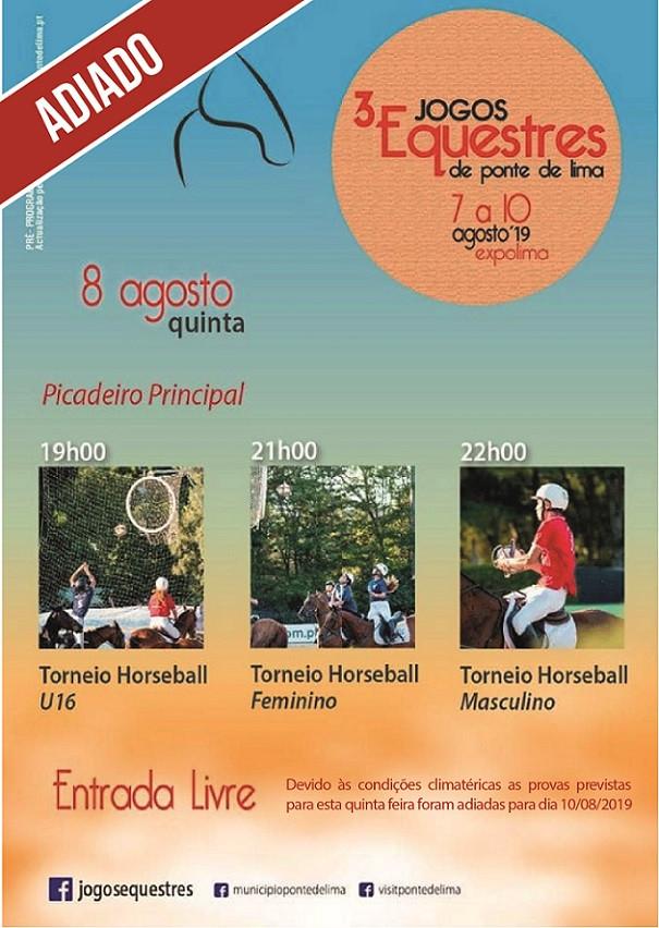 III Jogos Equestres  Peneda Gerês TV