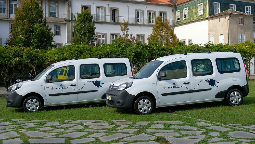 Aquisição de veículos elétricos| Peneda Gerês TV