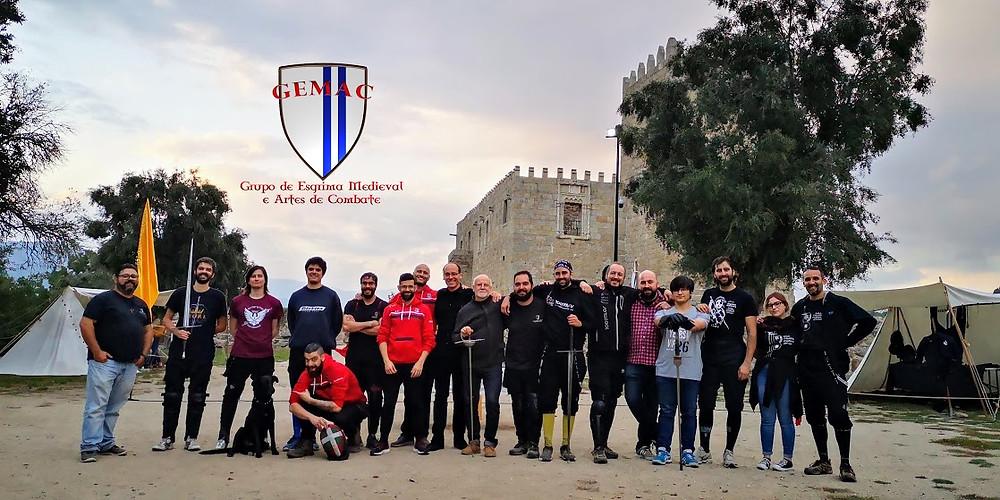 II Encontro Ibérico de Esgrima Medieval| Peneda Gerês TV