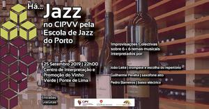 Cartaz Há...Jazz no CIPVV| Peneda Gerês TV