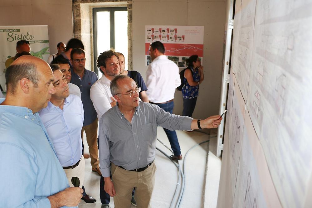 Visita ministro da Economia| Peneda Gerês TV