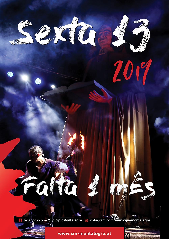 Cartaz da sexta-feira 13, Montalegre| Peneda Gerês TV