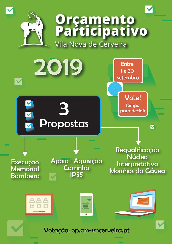 Orçamento participativo Vila Nova de Cerveira| Peneda Gerês TV