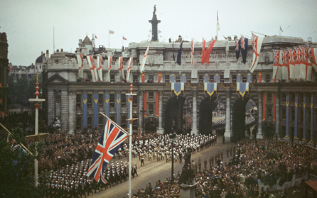 A Brief History of Admiralty Arch