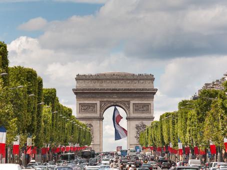 Take a Trip Down the Avenue des Champs-Élysées