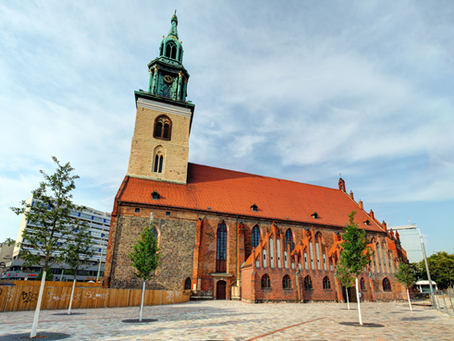 The Beautiful Churches of Central Berlin