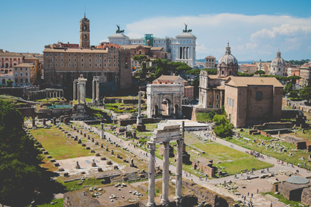 What Was the Roman Forum?