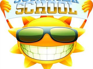 Did Someone Say Summer School?