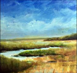 Marsh 12x12 (sold)