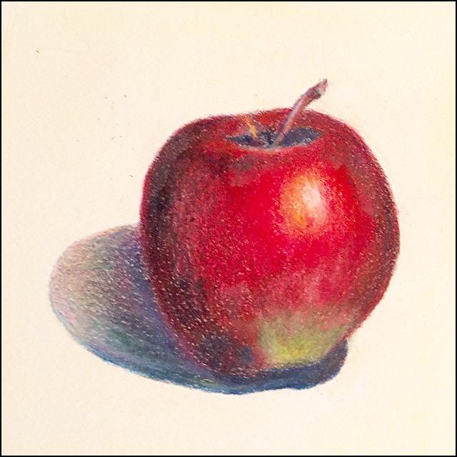 Apple 5x7