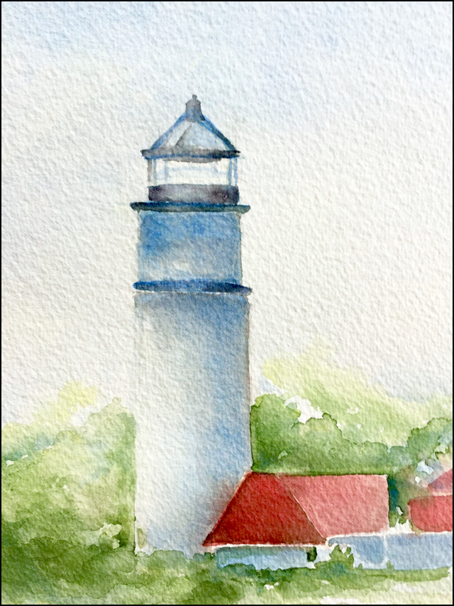 Highland Light 9x12 (sold)