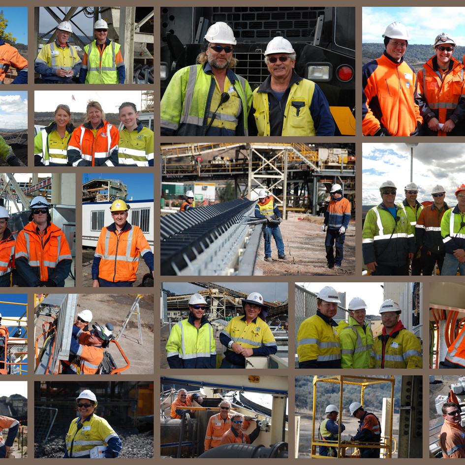 Safety Officer Concreting Wilpinjong CHPP Construction