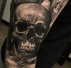 best skull tattoo