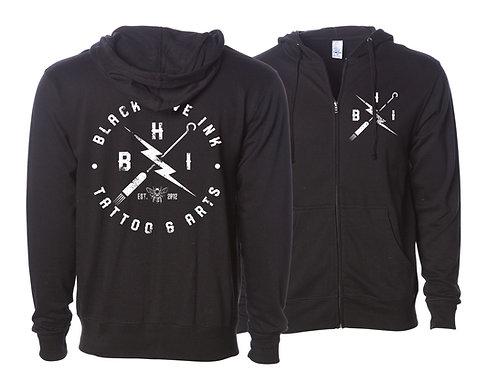 Black Hive Jacket