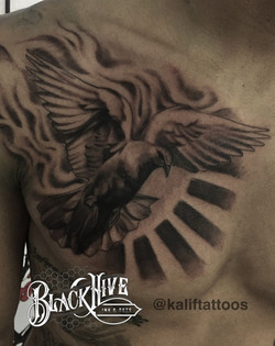 dove ink tattoos best black and grey
